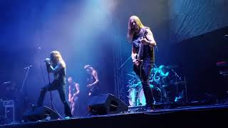 Silver Bride - Amorphis en CDMX