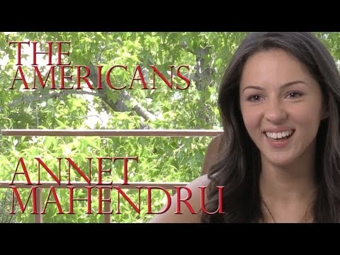 DP30 Emmy Watch Sneak: Annet Mahendru , The Americans