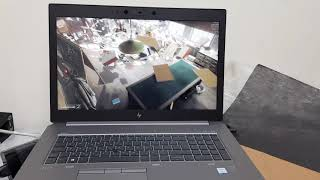 HP ZBook 17 G5 silent unboxing - SolidWorks 2019 performance test & superposition benchmark