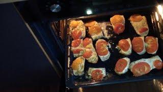 Баклажаны в духовке. Простое и очень вкусное блюдо!