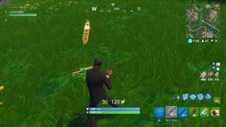 Fortnite gold scar glitch spawn