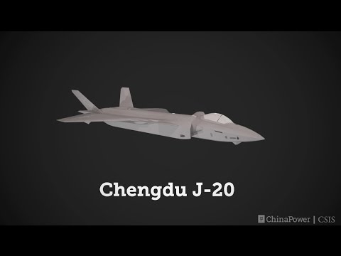 Does China's J-20 rival other stealth fighters?   ChinaPower