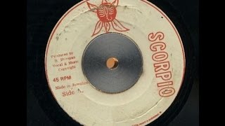 "Bim Sherman - Why Won't You Come On + Dub 7"" inch SCORPIO"