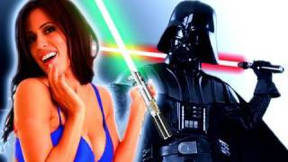 Chad Vader and Obama Girl Get Freaky: The Key of Awesome #9