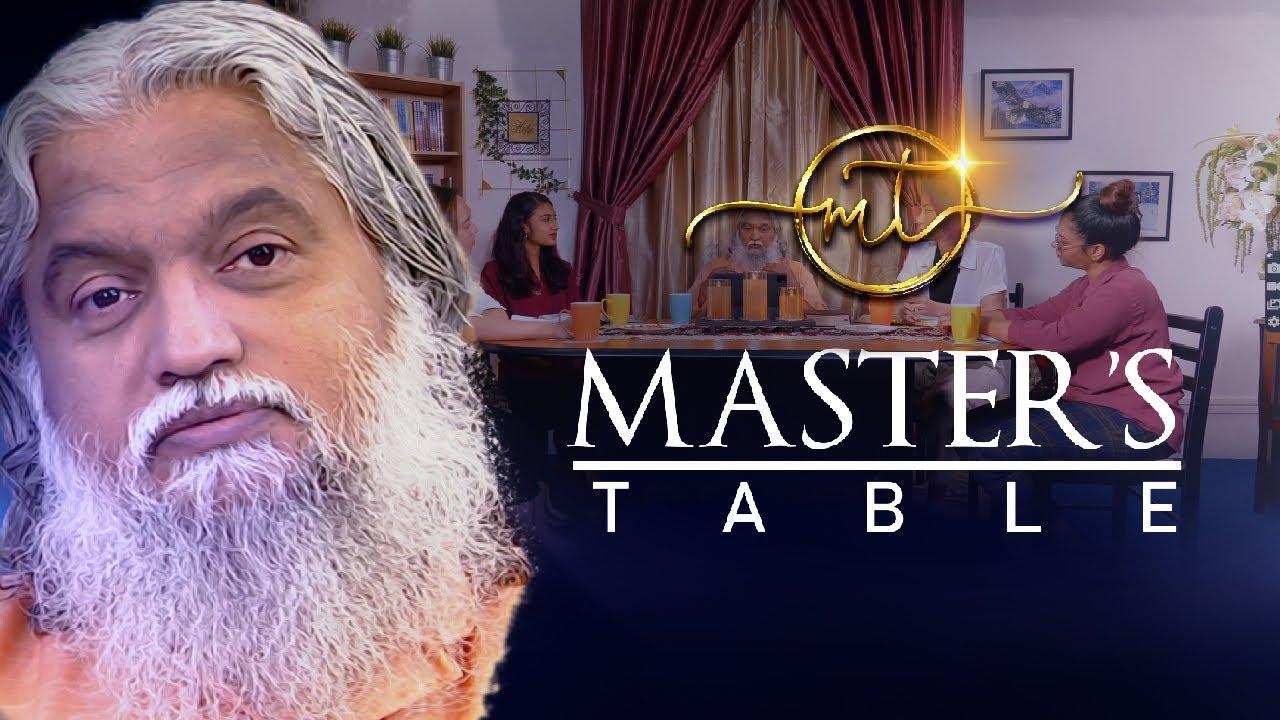 Master's Table   Sadhu Sundar Selvaraj   Episode 21