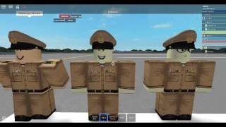 Royal Thai Navy[Roblox] - Graduation