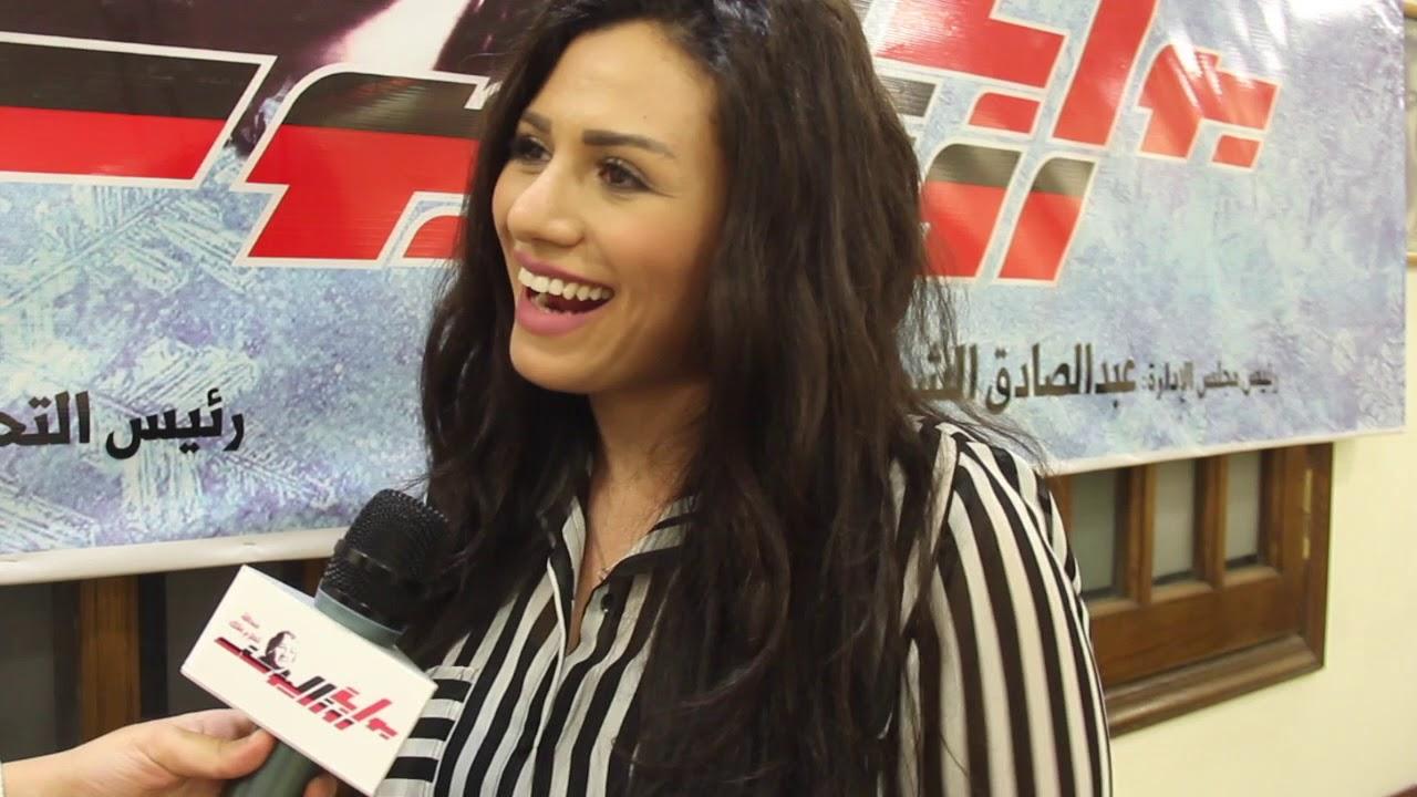"""اللقاء الأخير للفنانة غنوة قبل وفاتها مع """"روزاليوسف"""" : عايزه أعيش"""