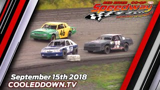 September 15th 2018, RRCS Pure Stocks 'Fast 50' Heats & Feature