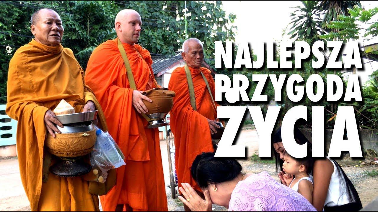 Jak zostałem Buddyjskim Mnichem? Vlog#9