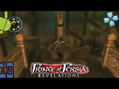 Prince Of Persia Revelations Part 13 Puzzle Chamber PPSSPP Play On Android