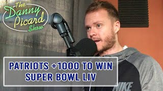 "Will these Patriots use the ""underdog"" card en route to Super Bowl LIV? - The Danny Picard Show"