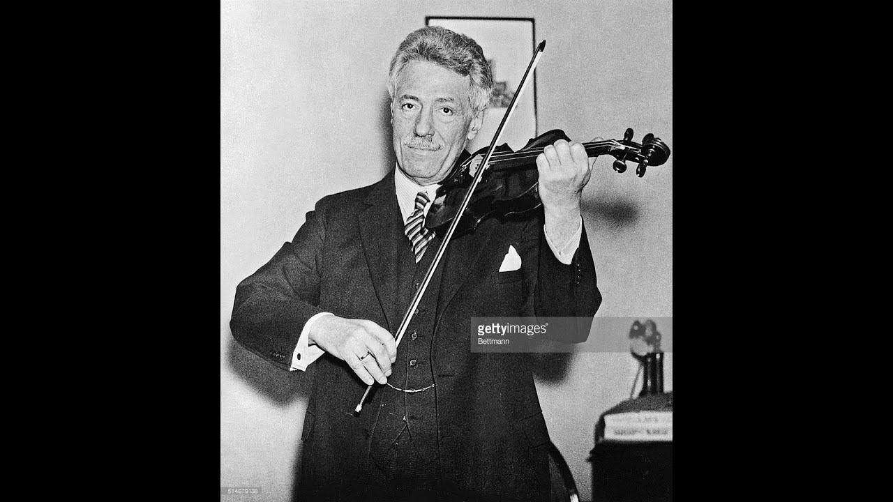 Fritz Kreisler Franz Rupp Memories Of Kreisler A Recital