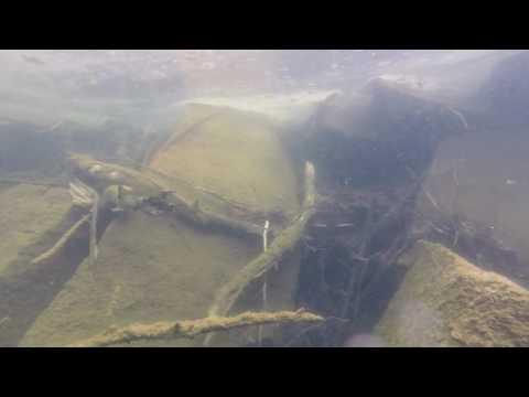 Underwater Footage Quarry Park, St. Cloud, MN