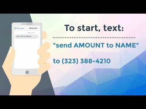 Send Money To Armenia With A Text