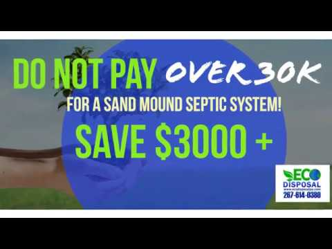 Septic System Cost in Fairlawn