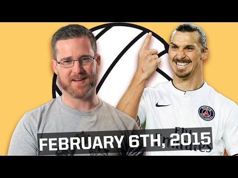 Zlatan Declares Himself Boss of PSG & Ghana Face the Ivory Coast in AFCON Final (Soccer Morning