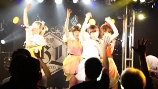 2月2日に行われた渋谷DESEOの愛夢GLTOKYOの主催ライブ この日はツインテ...