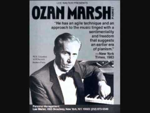 Ozan Marsh Plays-Liszt B Minor Sonata VLR (Portion) 1964.wmv