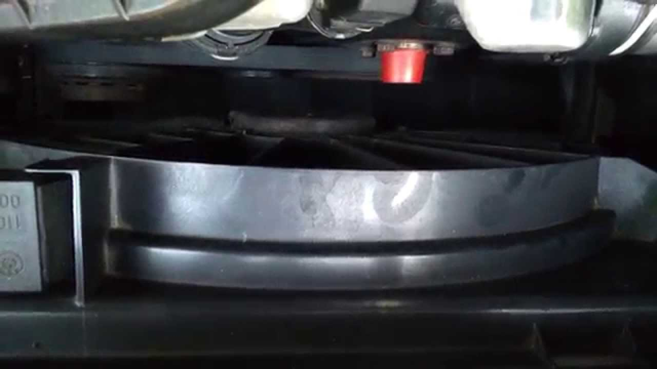 small resolution of bmw e46 radiator fan test