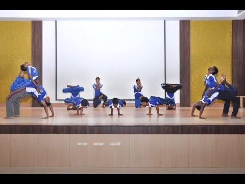 Celebration of International Day for Yoga - 21.06.2017