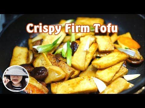 【Crispy Tofu Recipe】Tasty Tofu (Episode 1)