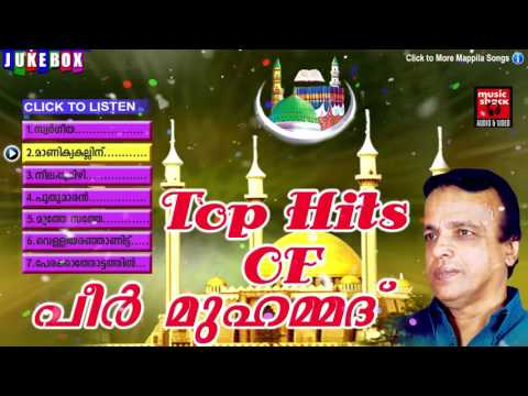 Top Hits of Peer Muhammed # Malayalam Mappila Album |  Mappila Pattiukal Old Is Gold