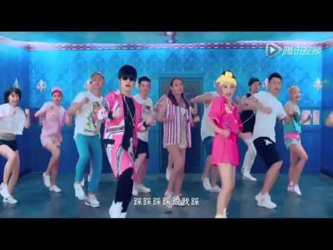 開始線上練舞:踩踩踩(一般版)-楊明生 | 最新上架MV舞蹈影片