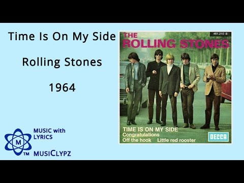 Time Is On My Side - Rolling Stones 1964 HQ Lyrics MusiClypz