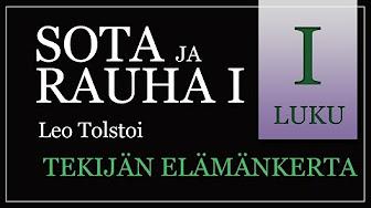 Leo Tolstoi -Sota ja rauha