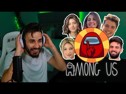 (😢اليوتيوبرز طلعوا كلهم كذابين) Among Us - Ossy Gaming I اسامة مروة