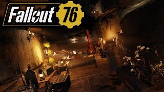 Fallout 76  - Cave Base