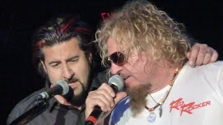 Sammy Hagar - Father Sun - South Shore Room - Lake Tahoe - 5-9-2015