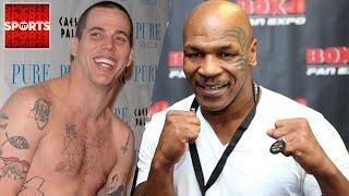 Steve-O: I've Done Cocaine With Mike Tyson, Dude