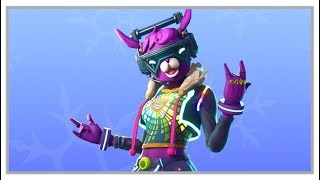 Fortnite: New DJ Bop Skin & Glow Show Backpack