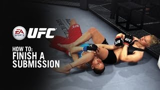 EA SPORTS UFC Submission Tips: How To Attack