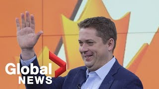 Canada Election: Scheer vows