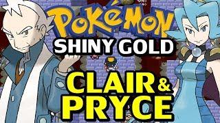 Pokémon Shiny Gold Sigma (Detonado - Parte 41) - Johto Rematch: Clair e Pryce!