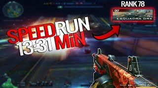 CROSSFIRE: Zombie Mode SQUADRUM GRX | SPEEDRUN 13:31 Minutes