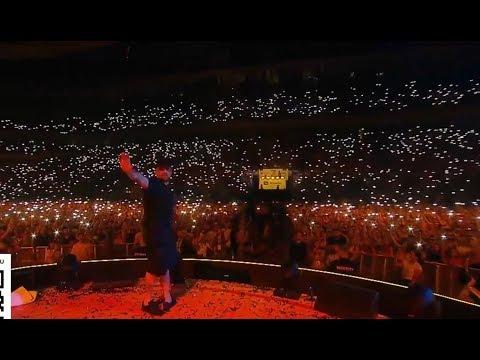 Баста - Сансара! 30.000 человек перепели артиста!ОЛИМПИЙСКИЙ!7 жизней