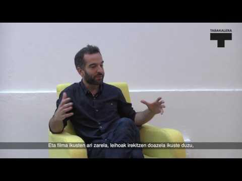 Ikusmira Berriak - Gutun Zuriak: Mikel Gurrea