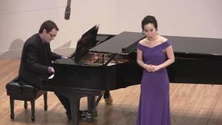 ROSSINI - La Promessa sung by YJ Ellie Kim