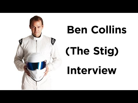Former Stig, Ben Collins, on that Top Gear crash, Grand Tour & being Vin Diesel  Road & Race V011