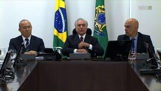 Brazil's president promises new jails after riot