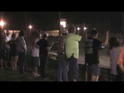 Charleston Speedway Factory Stock Feature 8/27/16