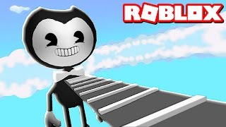 ESCAPE BENDY OBBY IN ROBLOX thumbnail
