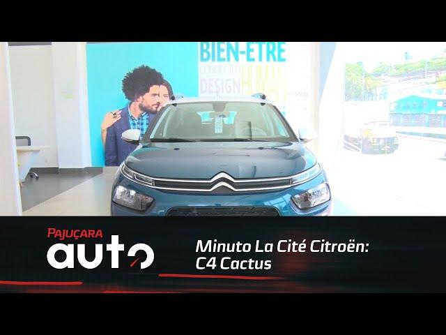 Minuto La Cité Citroën: C4 Cactus