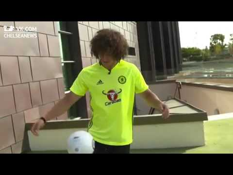 David Luiz: The return