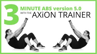 3 minute Belly Fat blasting workout with AX-CORE WORKOUTS