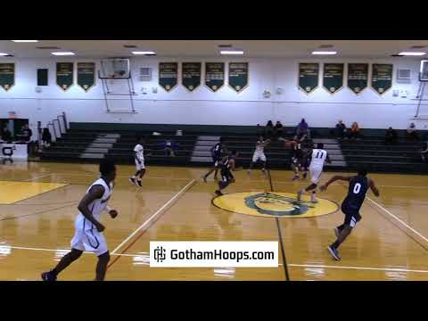 W.H.E.E.L.S. (NY) vs. John Bowne High School (NY) at 2019 Gotham Hoops Winter Classic