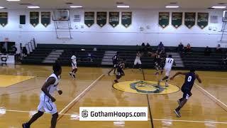 W.H.E.E.L.S. (NY) vs. John Bowne High School (NY) at 2019 Gotham Hoops Winter Classic